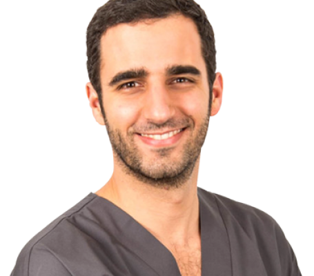 Dr Marc-David Benjoar